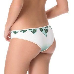 MARYSIA Swim Kapalua Contrast Cheeky Bikini Bottom